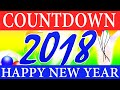 Happy New Year 2017 Countdown | 60 Seconds Clock in English with Remix Music