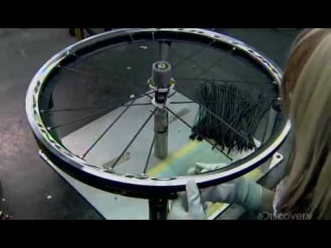 How It s Made: Aluminium Bike Wheels