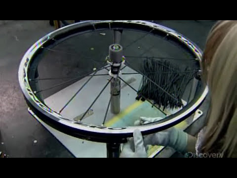 How It's Made: Aluminium Bike Wheels