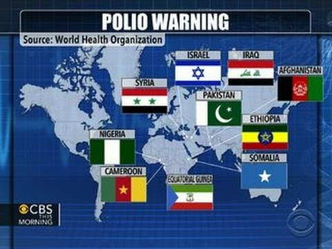 Headlines: Polio declared a global public health emergency
