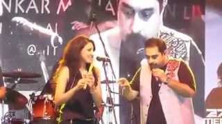 Amazing Flute player with Shankar Mahadevan Notes & Sargam