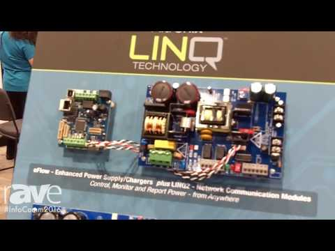 InfoComm 2016: Altronix Shows LINQ Technology for Monitoring Power Sources