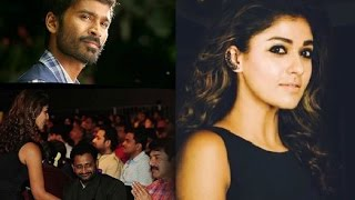 Nayanthara Says Sorry to Dhanush at Filmfare Award : Cold War coz Vignesh Shivan's Movie
