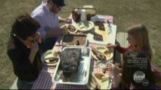 The Food Network's 'Unwrapped' Episode 6/5/10