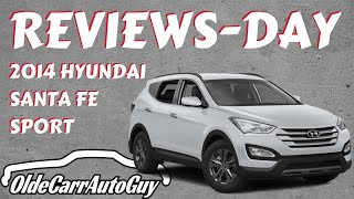 2014 HYUNDAI SANTA FE SPORT FWD REVIEW DAY OLDE CARR AUTO SALES