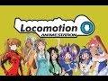 Presentación loquendera de un video loquendo que conmemora aquél canal pionero en la incorporación masiva del anime japonés en su programación y antesesor de Animax (locomotion animestation, japanimot