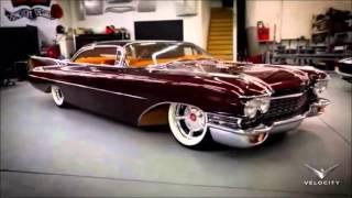 Kindig It Desing  -  1960 Cadillac Convertible Copper Caddy