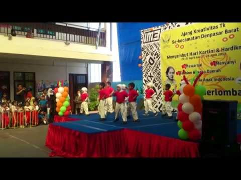 Lomba Senam Ria Anak Indonesia 1080p Hd video