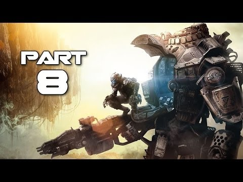 Titanfall Gameplay Walkthrough Part 8 – The Battle of Demeter – Campaign Mission 8 (XBOX ONE)