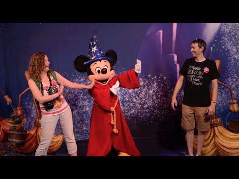 Walt Disney World Vacation November 2015: Day 7 Part 2 - Hollywood Studios (Episode 199)