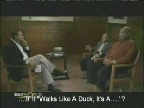 Ask The Ethiopian! Says Bill Cosby! (re State Of Black America) video