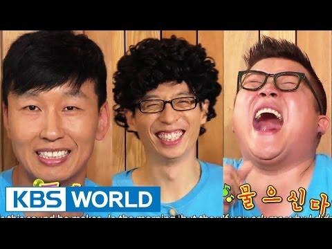 Happy Together - Vocal Imitator Special with Bae Chilsu, Jo Saeho & more! (2014.07.10)