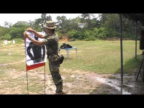 ฝึกเคลื่อนที่หยุดยิง