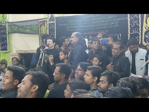 """Shabbedari """"Sakina Bint-ul-Hussain S.a"""" Doshipura Matamdari """"Anjuman-e-Muhafiz-e-Aza Daryabad"""""""