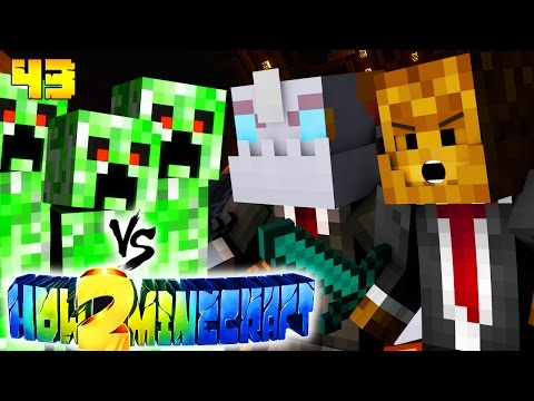 Minecraft PREPARING FOR WAR - SMP HOW TO MINECRAFT S2 #43 with JeromeASF