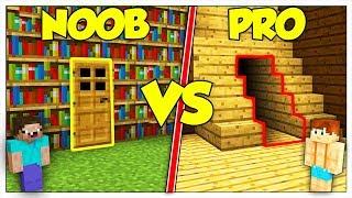 STANZA SEGRETA NOOB CONTRO PRO! - Minecraft ITA