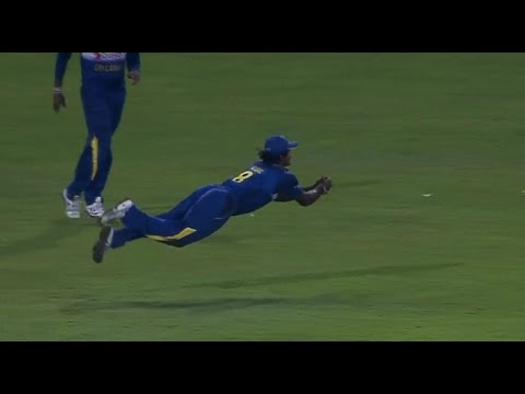 England in Sri Lanka 2014, 1st ODI: Highlights