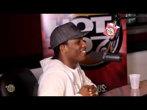 A$AP Rocky says he doesn't want to get caught like Meek Mill!