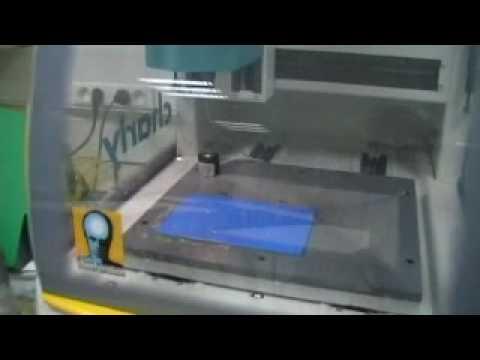 essai usinage cn cra4 on Vimeo