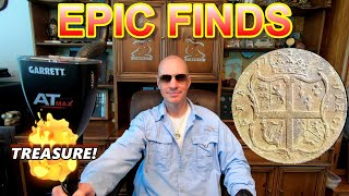best metal detecting finds of a lifetime | garrett at max metal detector