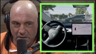 Joe Rogan | Will Self Driving Cars Eliminate DUI's? w/Brian Redban
