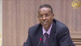 D'après le député Abdo Isse Boualeh,le parlement souhaite le remaniement ministériel et non Guelleh.