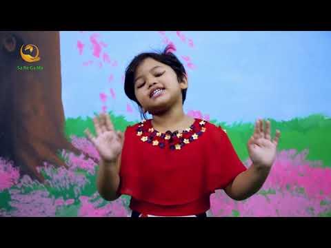 চার বছরের বাচ্চার মজার কবিতা আবৃত্তি । Suraiya Akter Saifa। Sa Re Ga Ma Academy
