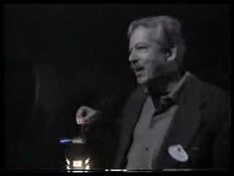 DISNEY Imagineer-Secrets of Haunted Mansion with Tony Baxter
