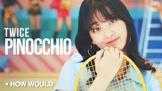 "download lagu How Would Twice Sing - Idol School ""pinocchio"" Line gratis"
