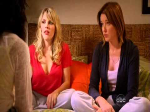 Cougar Town: Jules' birthday, Laurie & Ellie becoming friends?