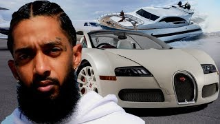9 EXPENSIVE THINGS PREVIOUSLY OWNED BY NIPSEY HUSSLE