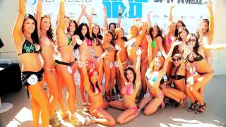 Hot 100 Bikini Contest (Best of 2011) at Wet Republic Ultra Pool Las Vegas HD Video 720p