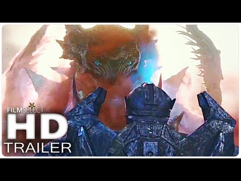 PACIFIC RIM 2 Uprising Final Trailer (Extended) 2018
