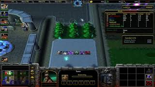 Warcraft 3: TFT [Custom] #525 Hell Halt 4.1.0.5. - Bez Seraphima :(