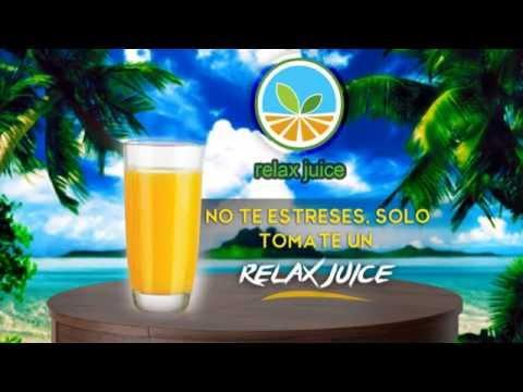 Relax Juice promocional Radio #2