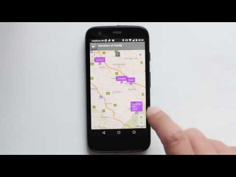 Trusted GPS Tracker: Overview (for the family)