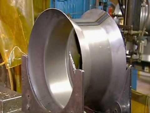 Изготовление стальных дисков