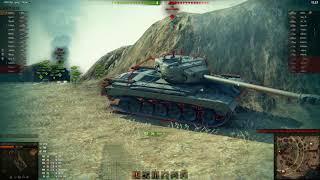 Е 50 средний танк | ПУЛ - 7306 урона хороший бой | Ворлд оф танк
