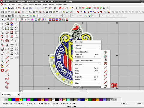 Corel + Wilcom = Decostudio