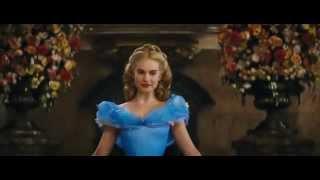 Disney Cenerentola (Cinderella) (2015)  Trailer Italiano Ufficiale   HD