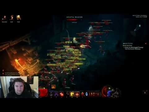 Strafe Spec - MP10 Whirlwind Demon Hunter? Patch 1.0.8 Diablo 3
