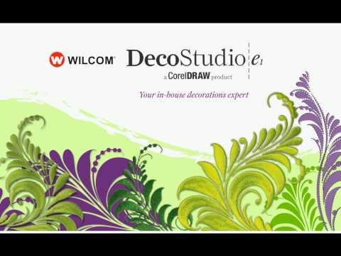 Wilcom DecoStudio e1 overview