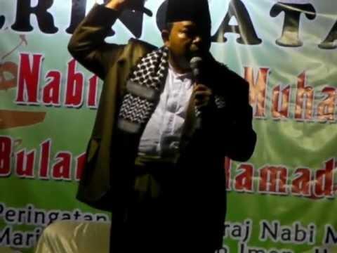 Ceramah Agama Lucu 1 Oleh Ust Drs H Pandi Filham Lubis video
