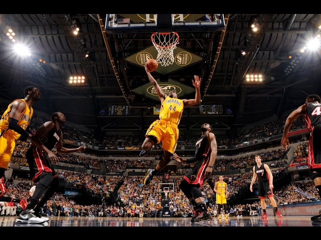 Indiana Pacers Top 10 Plays of the 2014-15 Season