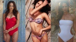 Lorraine Van Wyk Shows her Curves  for Melissa Odabash Swimwear - Part.2