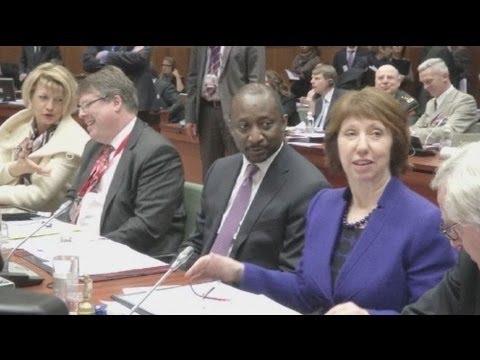 EU foreign ministers back Mali mission