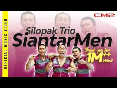 Silopak Trio - Siantar Men (Official Lyric Video)