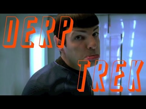 Star Trek trailer: Derp edition