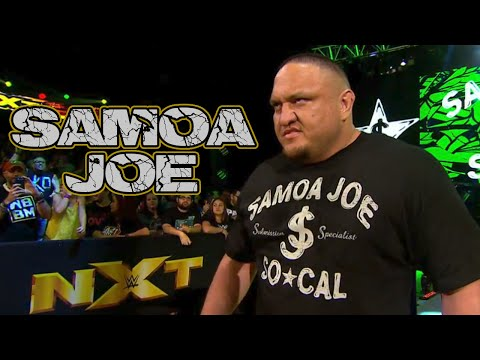 WWE NXT - Samoa Joe's Contract - Working for ROH and Independent Wrestling Promotions