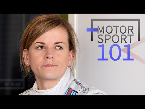 "Susie Wolff's ""Dare To Be Different"" Campaign / #Motorsport101"